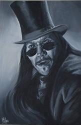Gary Oldman's Dracula by Frayna77
