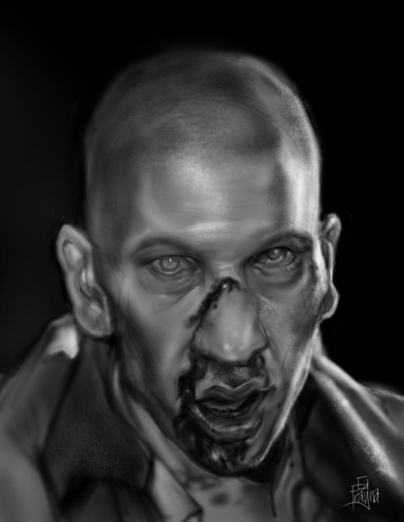 Zombie Shane by Frayna77 on DeviantArt