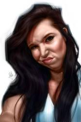 Heather Marie by Frayna77