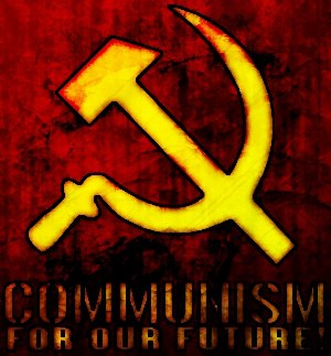 Communism For Our Future! by TheCircusHorrifica