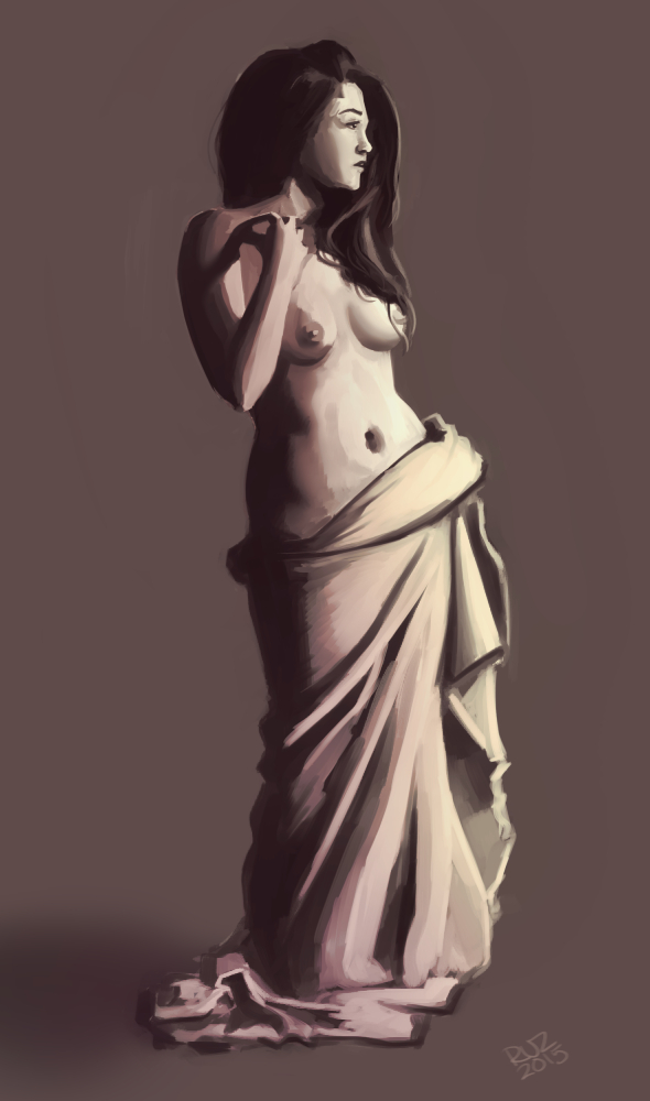 Figure study Feb2015 by ruzkin