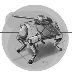 Speedsketch - BigDogAlike by ruzkin