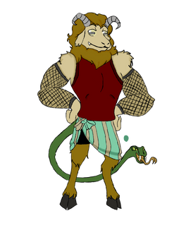 My old chimera in color