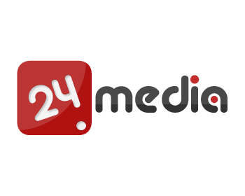 24 Media Logo by mstdesignstudios