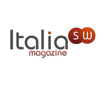 Italia SW magazine logo by mstdesignstudios