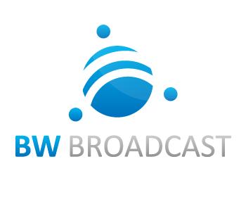 BW Broadcast logo by mstdesignstudios