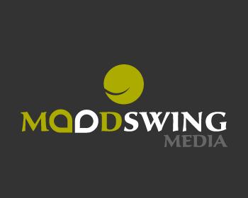Mood Swing Media Logo by mstdesignstudios