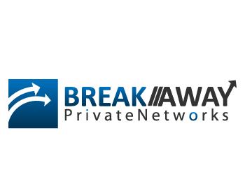 Breakaway Networks Logo by mstdesignstudios