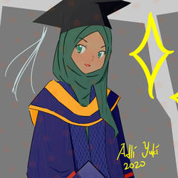 Graduation by YukiDec-93
