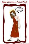Happy Zombie-Jesus Day