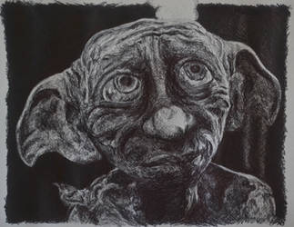Dobby Pen Sketch