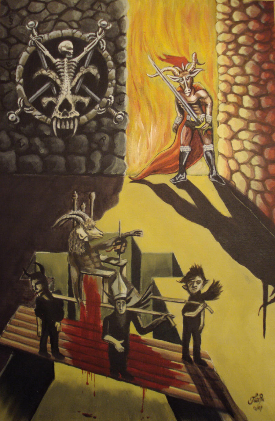 Slayer compilation by Kayleigh82 on DeviantArt