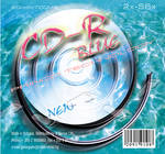 CD-R Blue cover