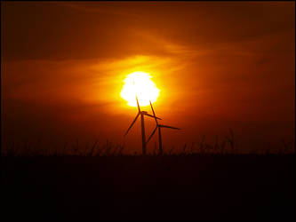 Sunset 2 by Dobina