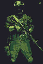 Tactical Green