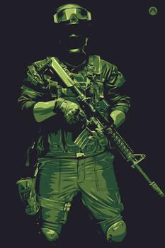 Tactical Green
