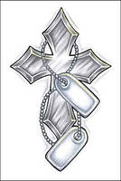 cross tattoo by mana-jo