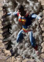 Superman by SBraithwaite