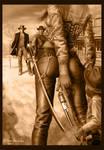 gunfighters by SBraithwaite
