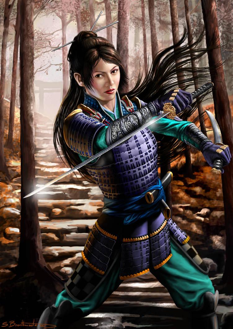Samurai by SBraithwaite
