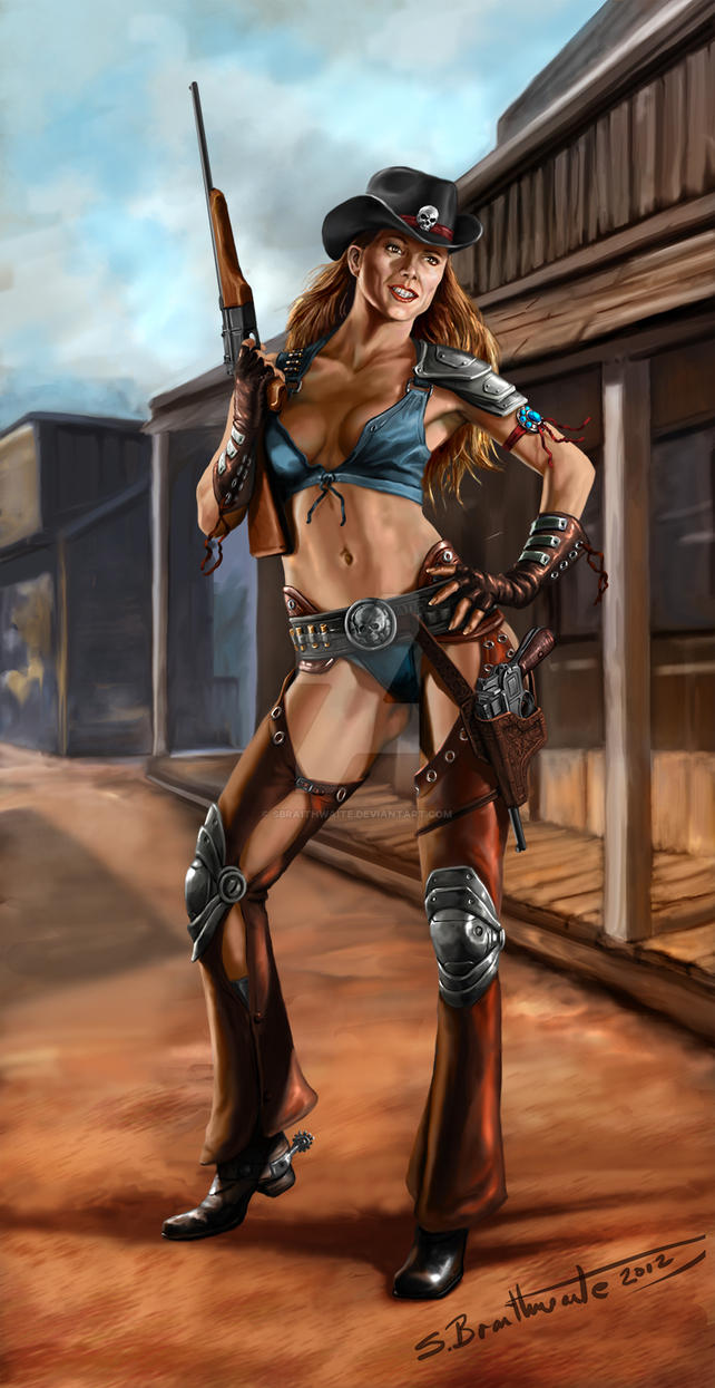 Sexy cowgirls in chaps pics 366