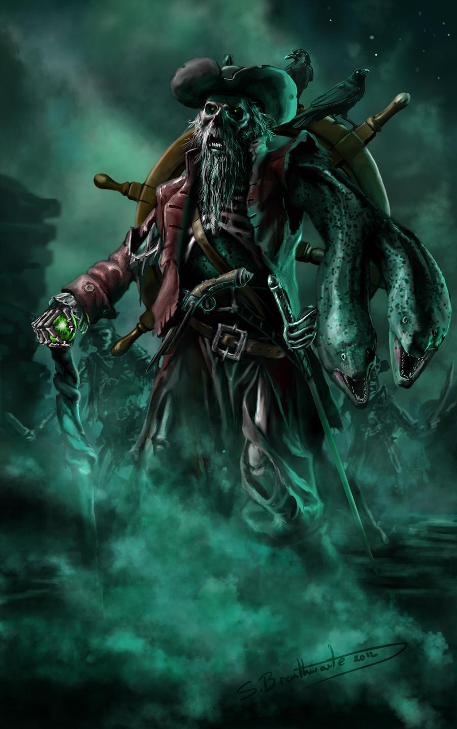 Pirate King by SBraithwaite