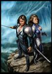 Hero lore by SBraithwaite