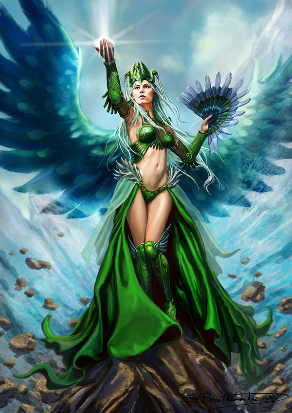 Sky Princess by SBraithwaite