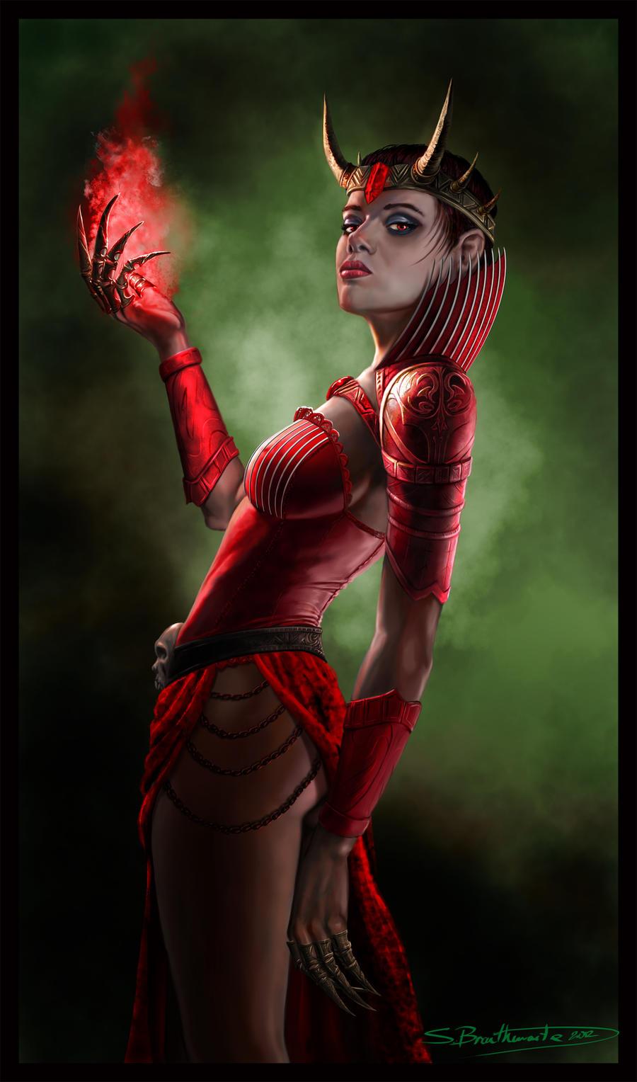 Red Queen by SBraithwaite
