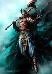 Overlord of war by SBraithwaite