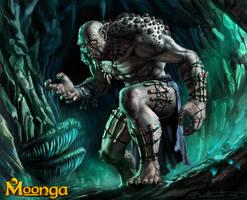 Wild Power Troll by SBraithwaite