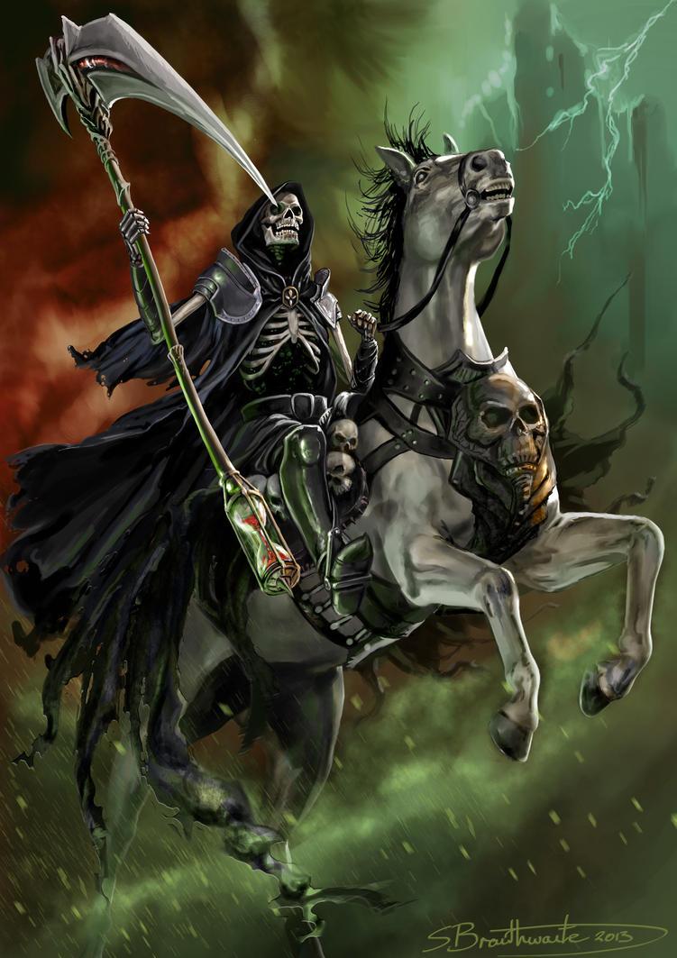 Death by SBraithwaite