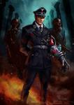 Super Soldier Nazi General by SBraithwaite