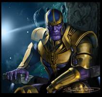 Thanos by SBraithwaite