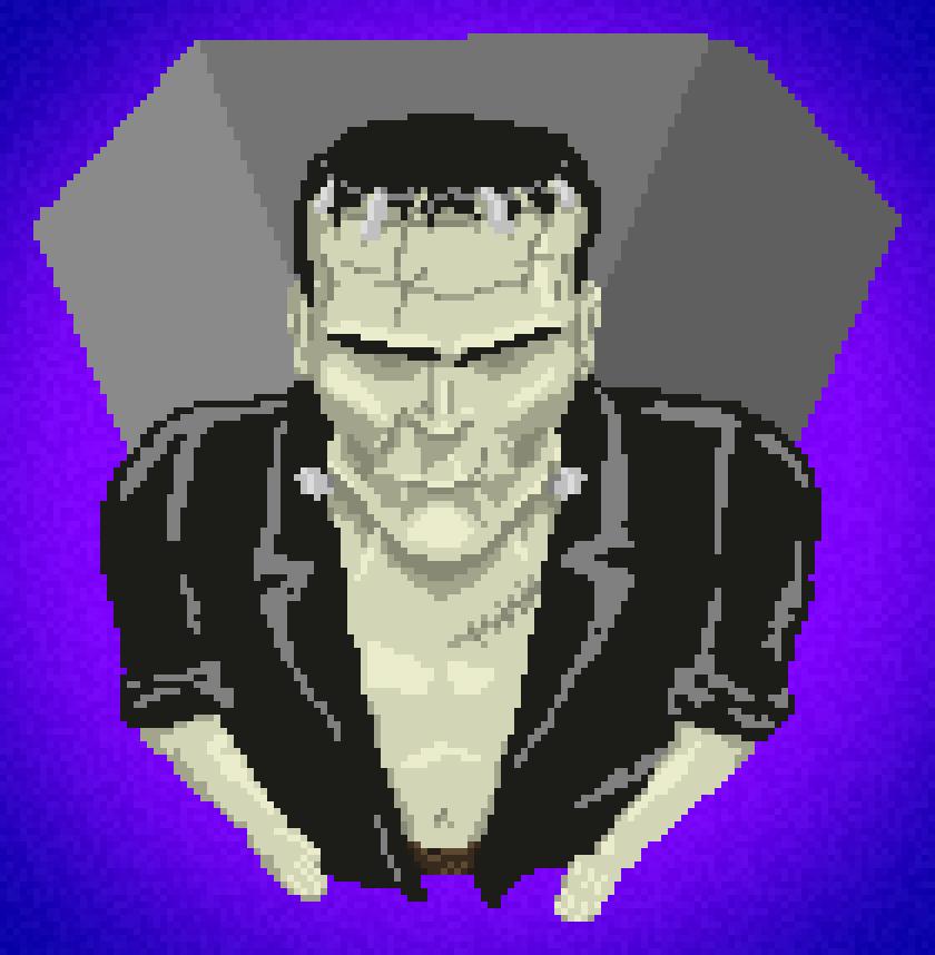 Frankenstein by blkice44