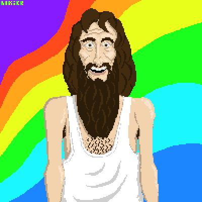 Hippie by blkice44