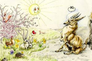 spring by Piasdatter