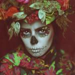 Dia De Los Muertos by Mastowka