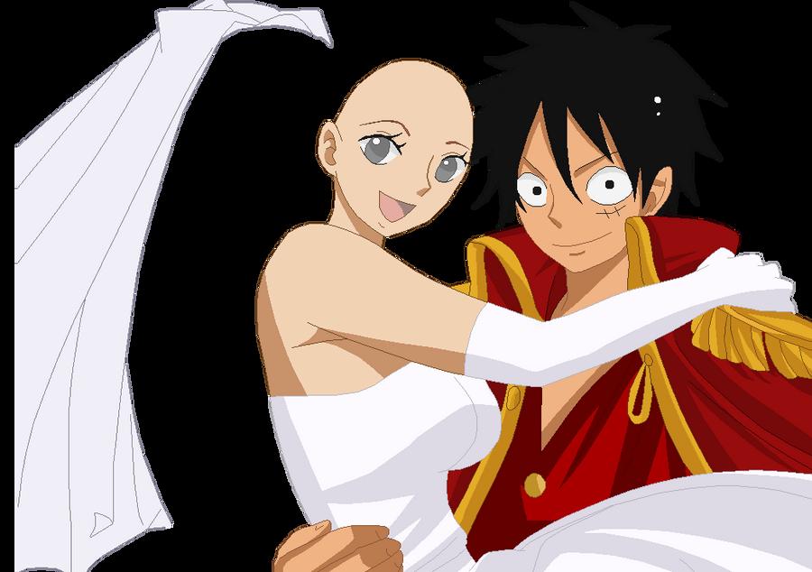 Luffy Wedding Base By RainDrops212 On DeviantArt