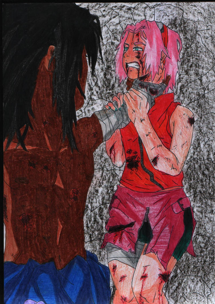 Sakura vs sasuke by bloodshedshuriken on deviantart sakura vs sasuke by bloodshedshuriken altavistaventures Gallery