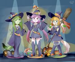 Lilac Team Academia by nikoyosan