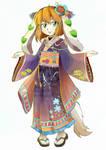 commissionmilla in kimono