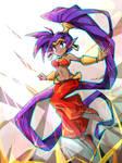 Shantae trigger ver.