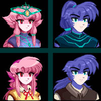 WIP characters icons 01