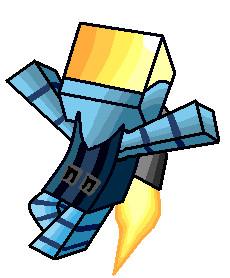 Chibi Minecraft Universe by EnderMinerRaph