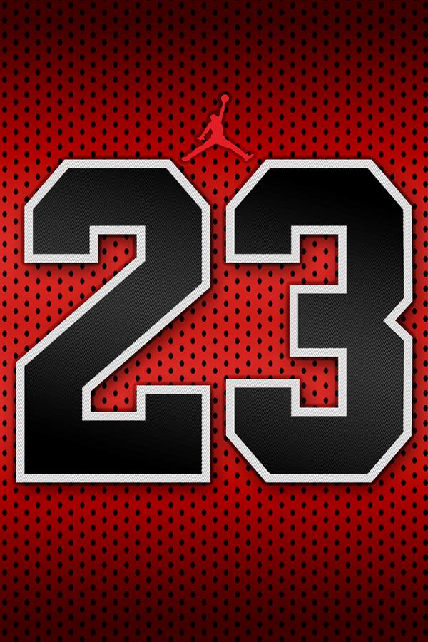 Michael Jordan 23 Wallpaper for iPhone 4/4S by ...
