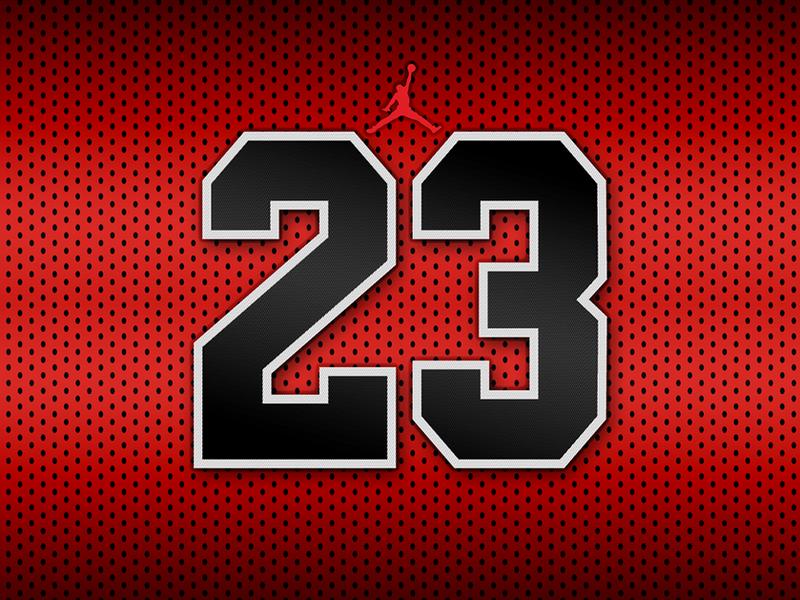 Michael Jordan Number 23 Logo: Michael Jordan 23 Wallpaper For IPad 1-2 By Justinglen75