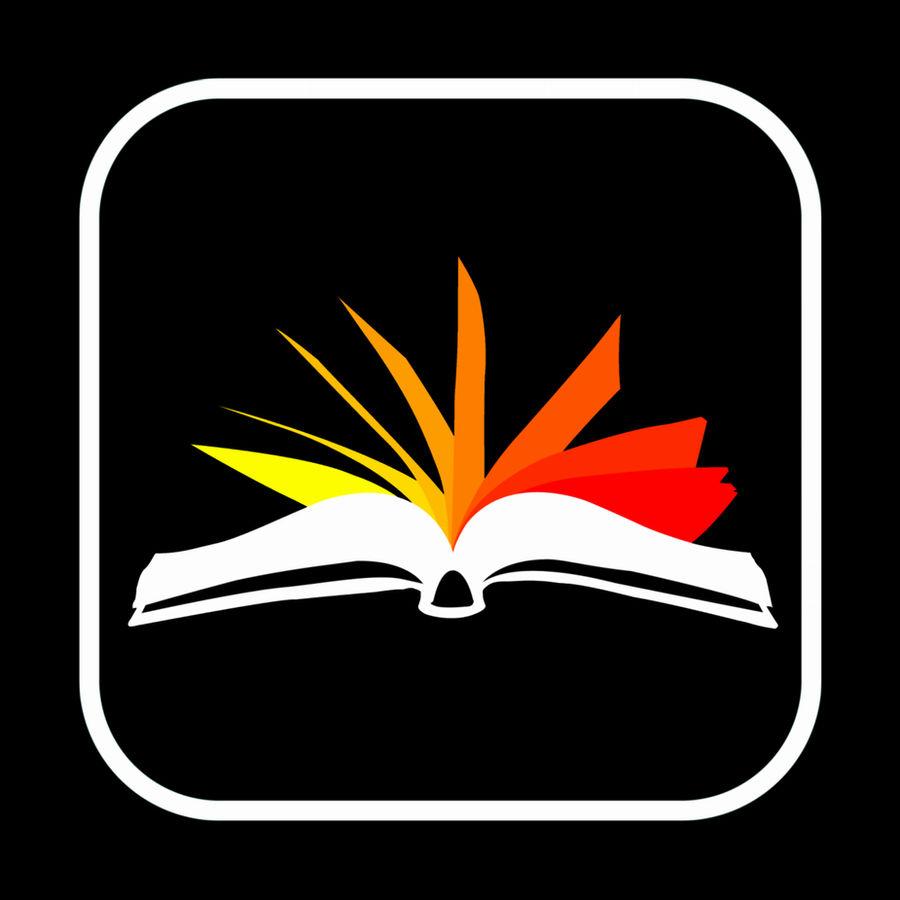 Book Logo aufgeblaettert final by RetSamys