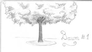 Tree 1 by RetSamys