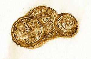 [D12] Euro Cent Coins by RetSamys